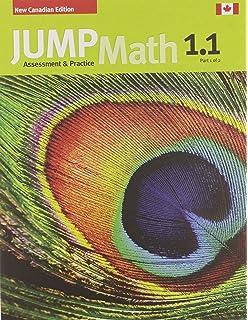 JUMP Math 2 1: Book 2, Part 1 of 2: Amazon ca: John Mighton