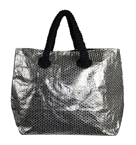 Amazon.com: Peach Couture bolso de viaje de oro tela grande ...