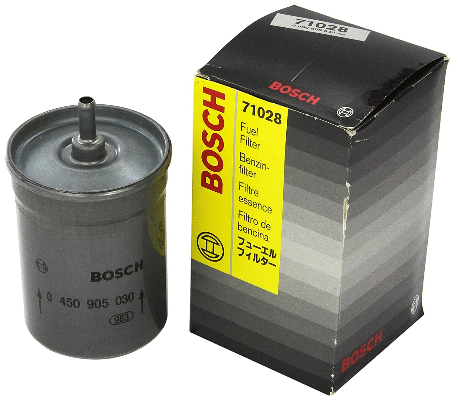 Bosch 71028 Fuel Filter Automotive Cabrio