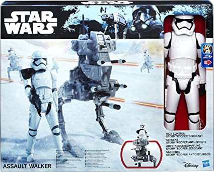 Star Wars The Force Awakens 12-Inch Assault Walker by Hasbro
