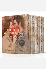 The Most Wonderful Time Of The Year: Christian Romance Collection Kindle Edition
