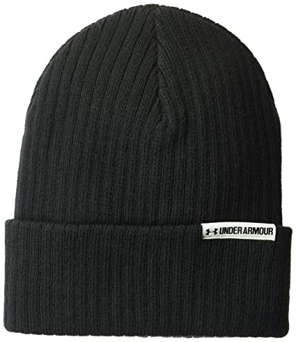 dc49d0d1b49 Amazon.com  Under Armour Women s Boyfriend Cuff Beanie