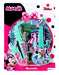 Guitarra E Saxofone Minnie Disney Guitarra E Saxofone Minnie Estampa Minnie