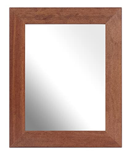 Inov8 8 x 15,24 cm Kayla British marco de madera de Espejo, 2 ...