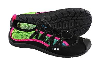 Body Glove Women's Sidewinder Water Shoe (6 B(M) US, Faded Neon