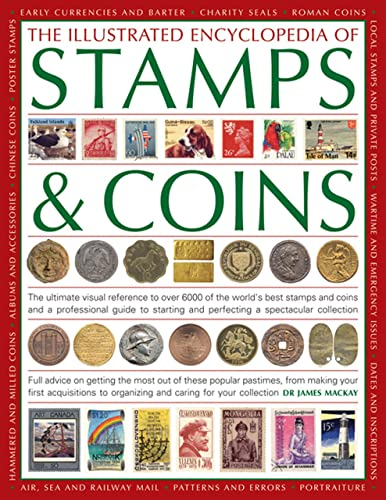 Illustrated Encyclopedia of Stamps & Coins
