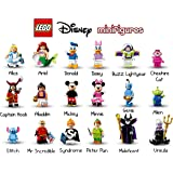 LEGO Disney Series Minifigures - Complete Set of 18 Minifigures (71012)