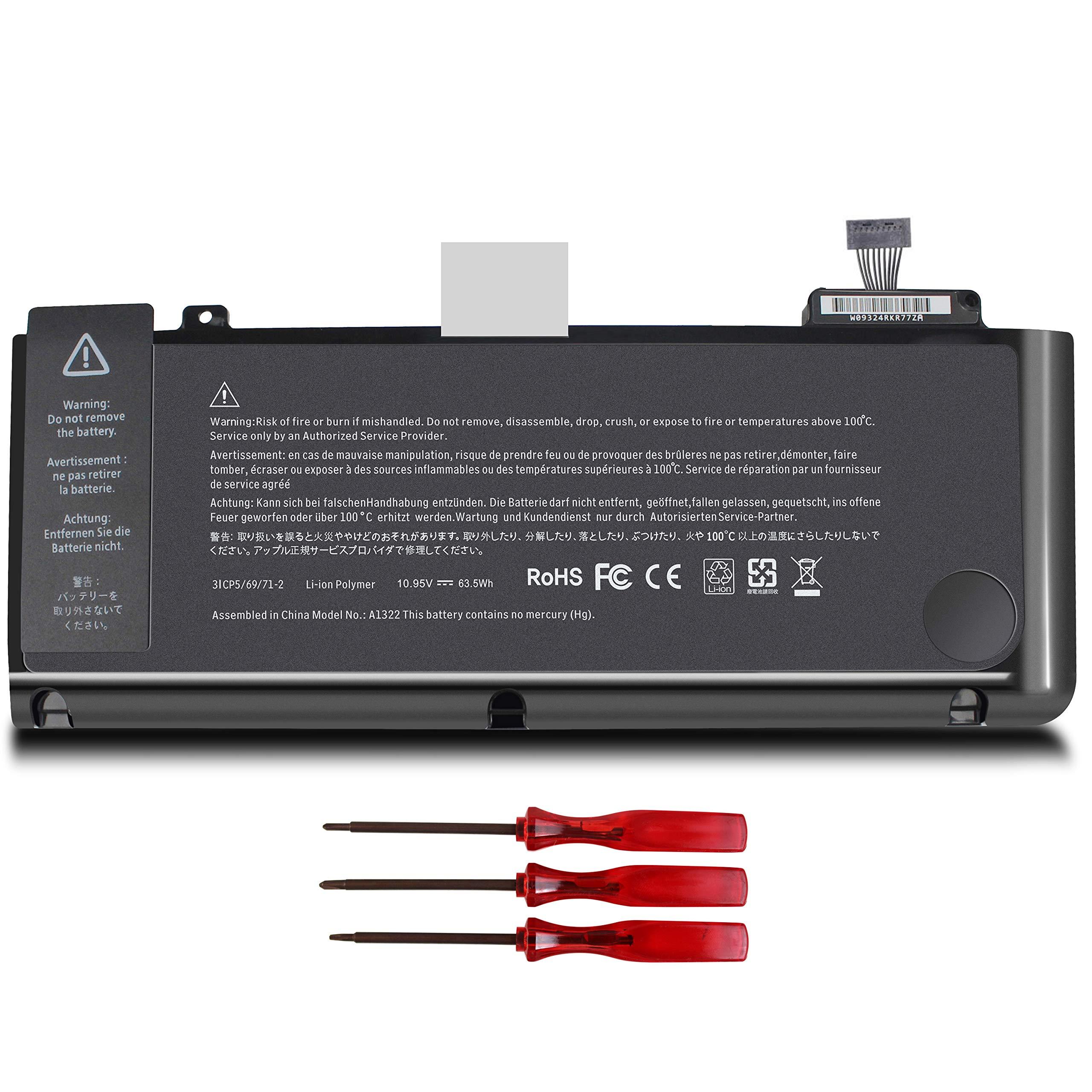 Bateria A1322 A1278 Macbook Pro 13 A1322 A1278 Mid 2009 2010