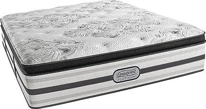 beautyrest mattress pillow top. Beautyrest Platinum Luxury Firm Pillow Top Ledger, King Innerspring Mattress E