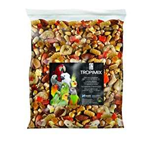 Tropimix Large Parrot Food Mix, 20 lb Bag