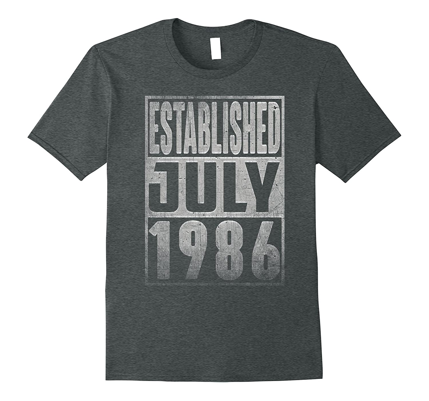 Established Since July 1986 Straight Outta Style 31 Yrs Old