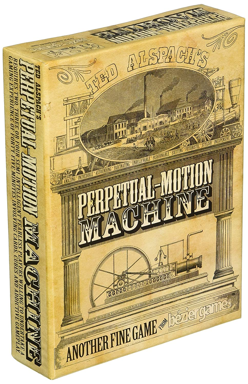 Bezier Games BEZ00010 - Brettspiele, Perpetual Motion Machine