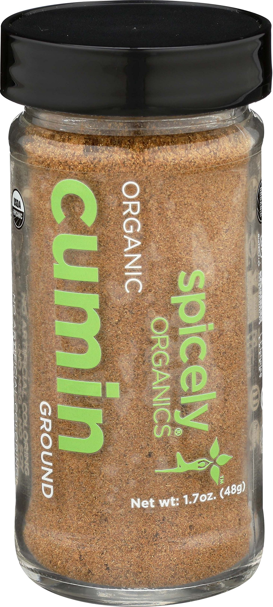 Spicely, Cumin Ground Organic, 1.7 Ounce