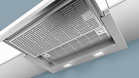 Siemens LI67RC530 - Campana (700 m³/h, Canalizado/Recirculación, A, A, B, 55 dB): 269.15: Amazon.es: Grandes electrodomésticos