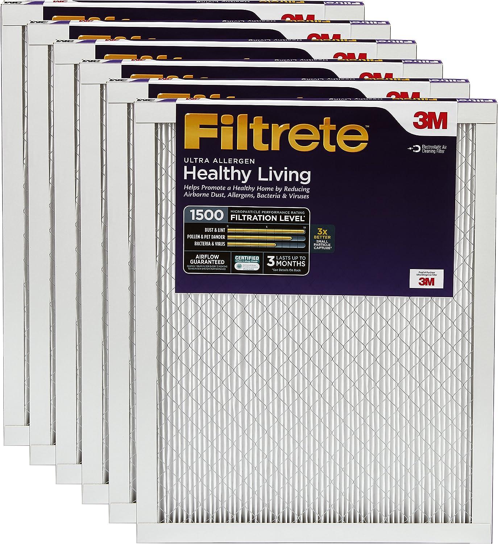 Filtrete MPR 1500 12 x 20 x 1