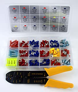 360 Piece Terminal Assortment K Tool International KTI00087