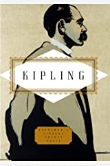 Kipling: Poems (Everyman's Library Pocket Poets Series) Hardcover