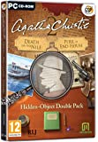 Agatha Christie Hidden-Object Double Pack - Death on the Nile Plus Peril at End House [import anglais]