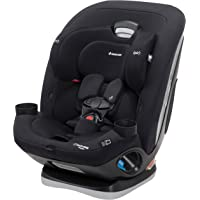 Maxi-Cosi Magellan 5-in-1 Convertible Car Seat for Infant, Toddler, Child, with 1-Click Latch and Base, Night Black