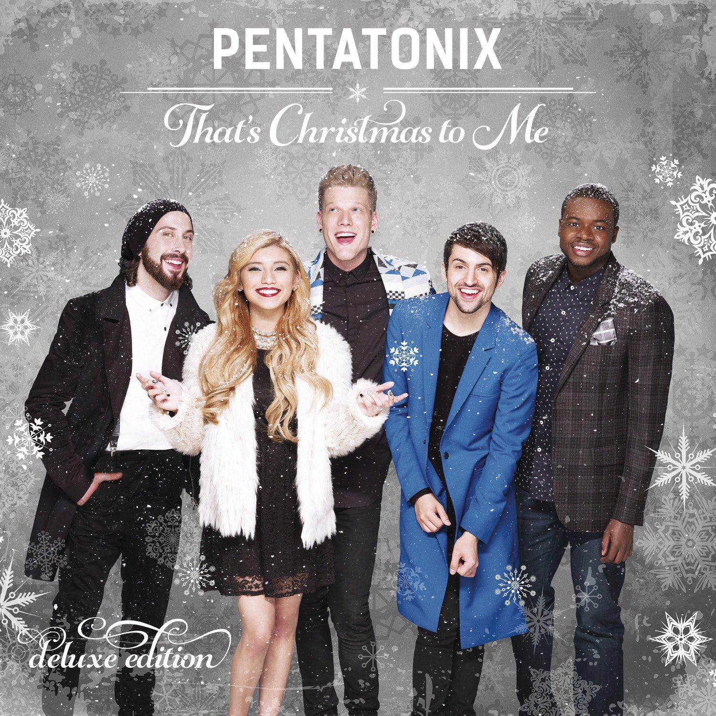 That\'S Christmas to Me (Deluxe Edition) - Pentatonix: Amazon.de: Musik