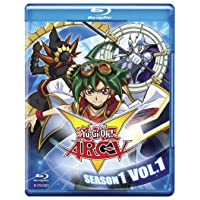 Deals on Anime: Yu-Gi-Oh! ARC-V: Season 1: Volume 1 Blu-ray
