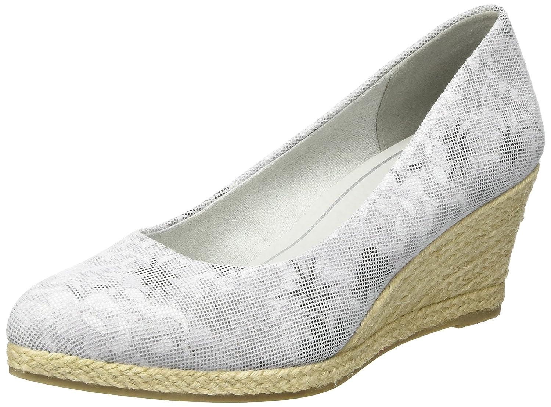 TALLA 41 EU. Marco Tozzi Premio 2-2-22446-28 256, Zapatos de Cuña Mujer
