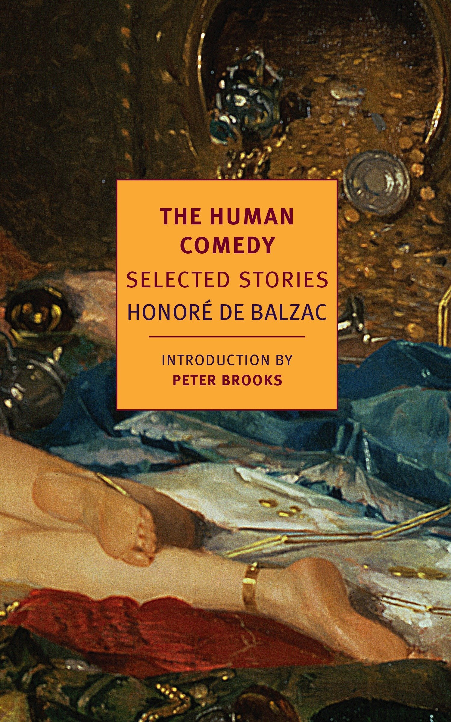 Read Online The Human Comedy: Selected Stories (New York Review Books Classics) pdf