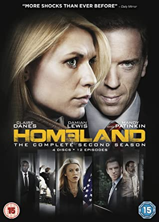 Homeland - Season 2 [DVD]: Amazon.co.uk: Damian Lewis, Claire Danes ...