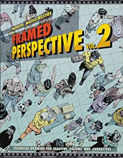 Amazon Com Vanishing Point Perspective For Comics From The Ground