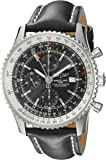 Breitling Men's A2432212/B726BKLT Black Dial Navitimer World Watch
