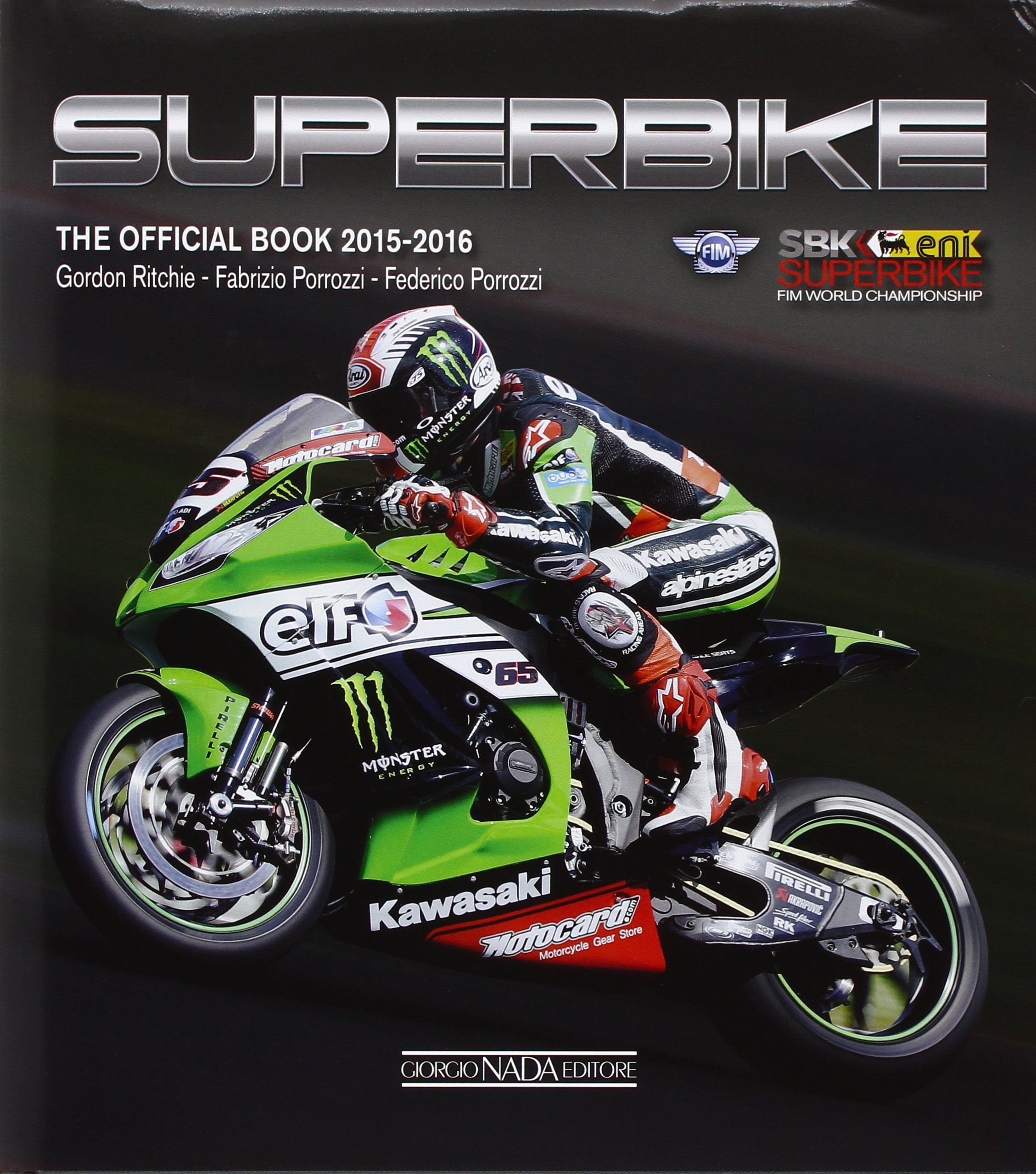 Superbike 2015/2016: The Official Book