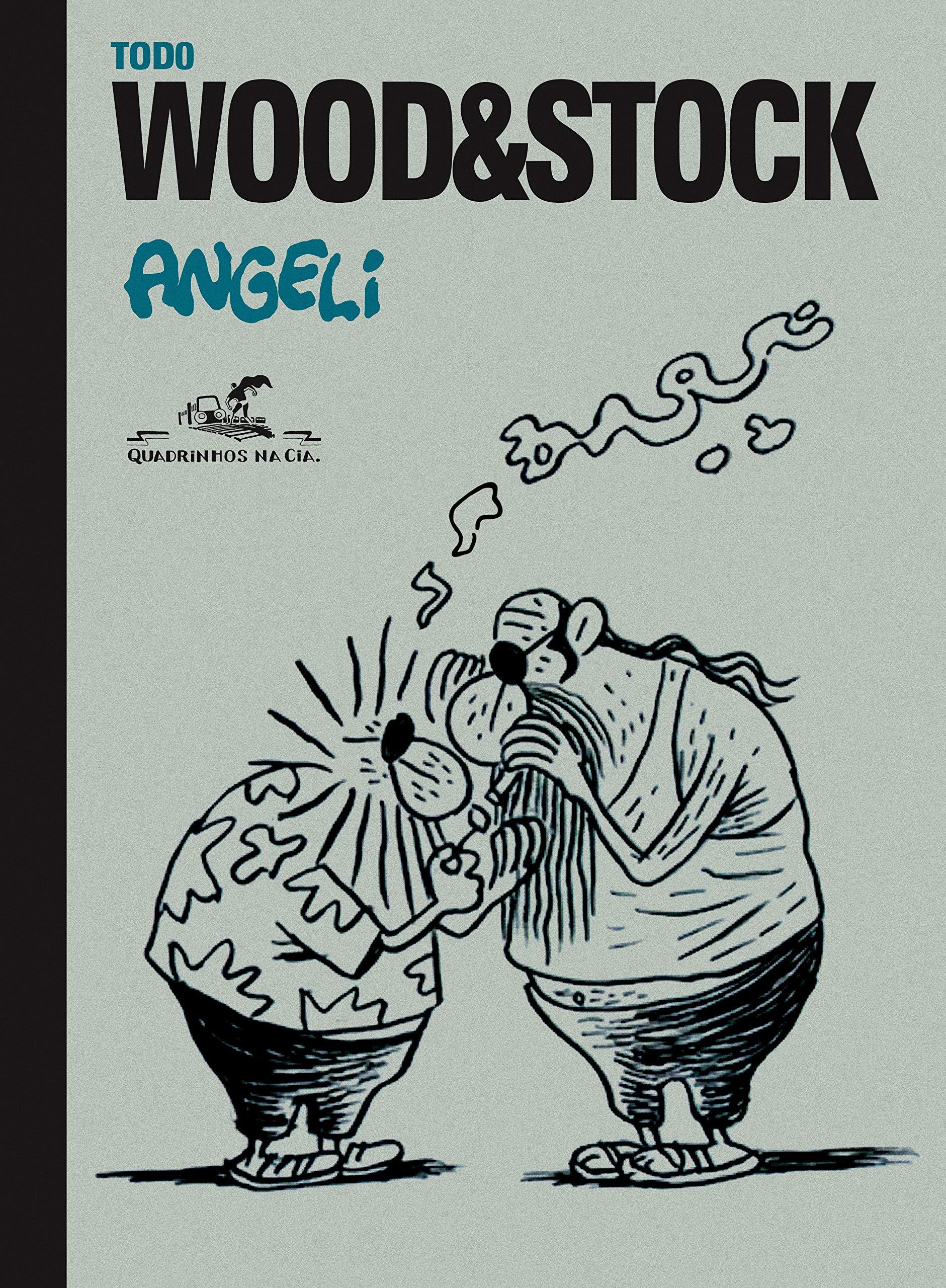 Todo Wood&Stock - 9788535933024 - Livros na Amazon Brasil
