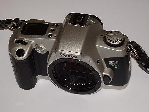 CANON EOS 500 N cámara réflex - de la carcasa de body - sin pilas ...