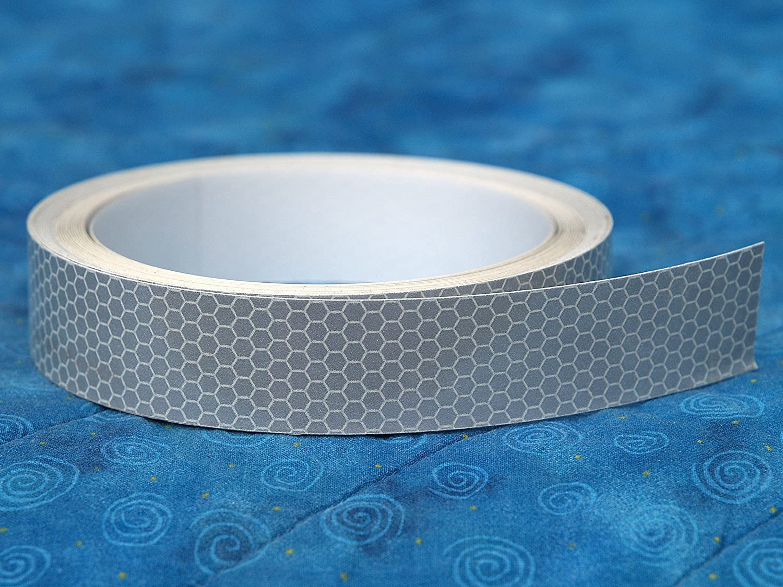 3M Scotchlite 3150A Solas Grade Reflective Conspicuity Tape (1 inch x 12 feet)