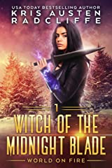 Witch of the Midnight Blade Part One Kindle Edition