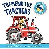 Amazing Machines: Tremendous Tractors: Amazing Machines 3