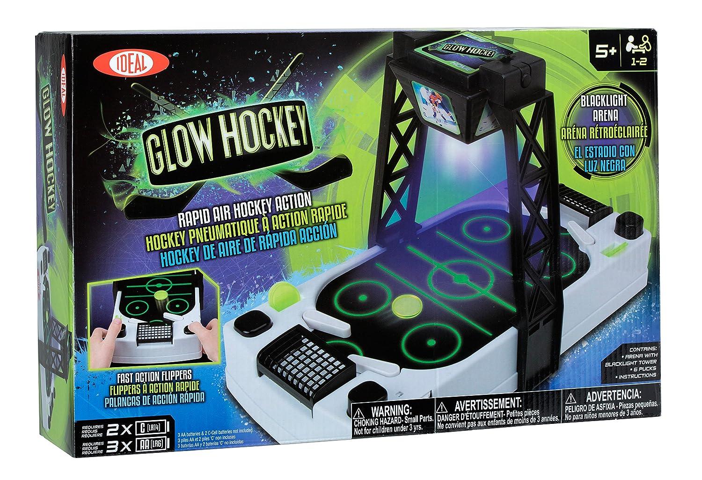 Ideal Glow Hockey Air Hockey Table 33308