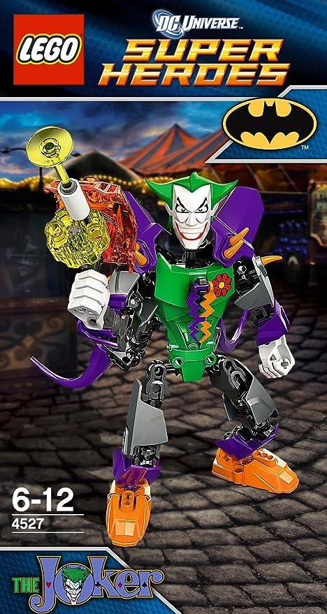 Amazon.com: LEGO The Joker 4527: Toys & Games