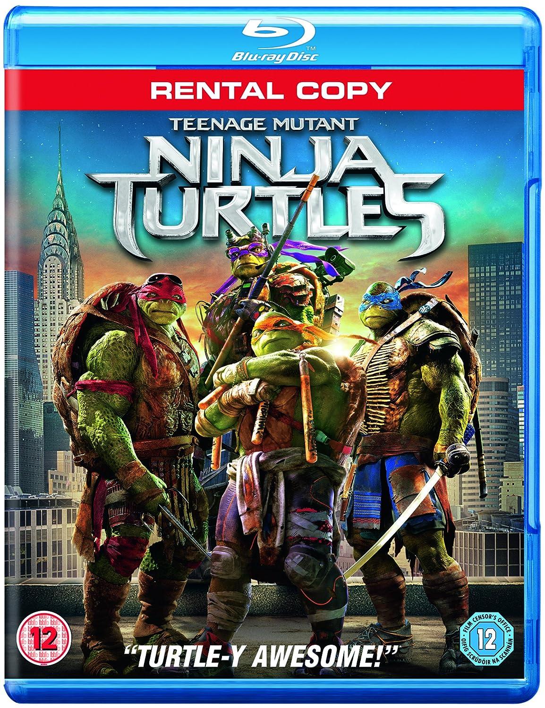 Amazon.com: Teenage Mutant Ninja Turtles BD Rental: Movies & TV