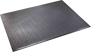 product image for Supermats High Density Commercial Grade Solid Equipment Mat 27GS Made in U.S.A. for Indoor Cycles Exercise Bikes and Steppers (3 Feet x 4 Feet) (36-Inch x 48-Inch) (91.44 cm x 121.92 cm)