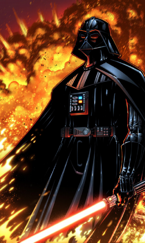 Amazon Com Darth Vader Live Wallpaper Appstore For Android