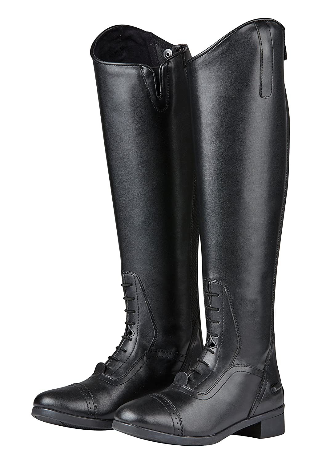 Saxon Ladies Syntovia Tall Field Boot B072N322NF 8 Regular