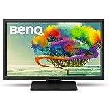 BenQ BL2711U Monitor per Designer, Display da 27 Pollici, Risoluzione da 3840 x 2160, UHD, 4 Porte USB, Nero