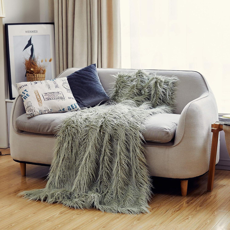 The Pillow Collection Ieesha Animal Print Bedding Sham Cactus Queen//20 x 30