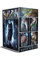 Immortal Ops Books 1-4 Kindle Edition