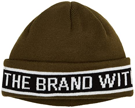 cc6906de14e Image Unavailable. adidas Originals Childrens Rib Logo 3 Stripes Knit Beanie  Hat - Green - One Size