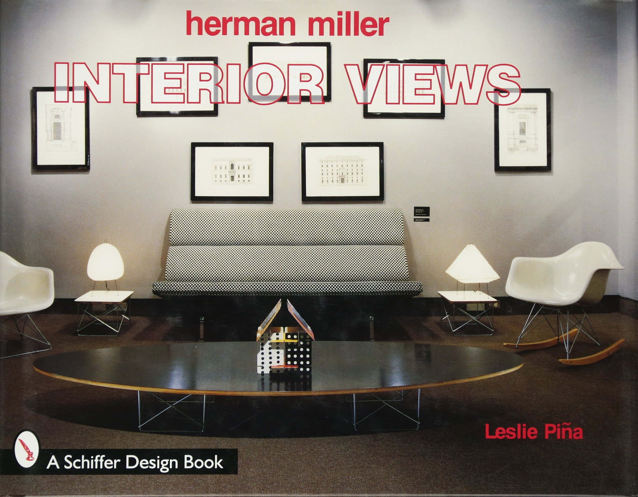 Herman Miller: Interior Views: Leslie A. Pina: 9780764305030: Amazon ...