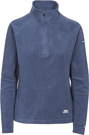 Trespass Womens Skylar AT100 Half Zip Microfleece Jacket