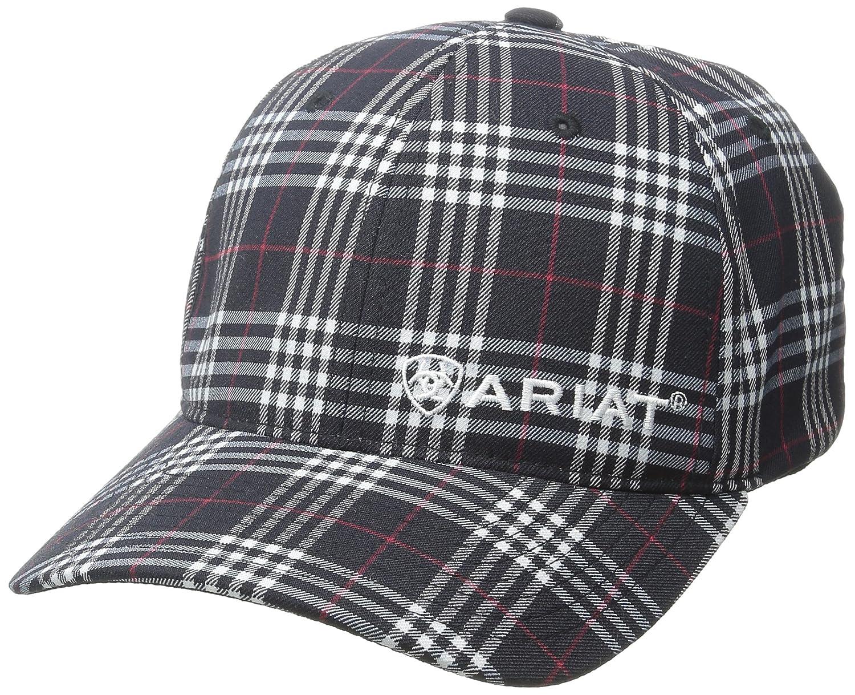 d9f1870d236 Ariat Men s Plad Corner Name Logo Hat