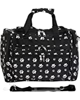 World Traveler Duffle Bag Zebra Print Collection - 16 Inch
